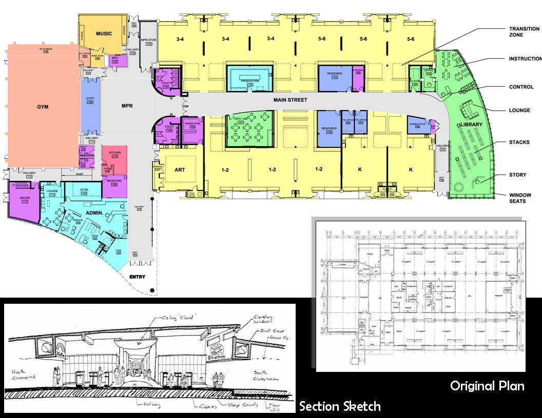 Home uniqueacademy for Small daycare floor plans
